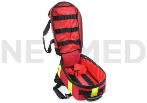 Διασωστικός Σάκος Φορητού Αυτόματου Εξωτερικού Απινιδωτή AED Backpack Compact του οίκου ARKY