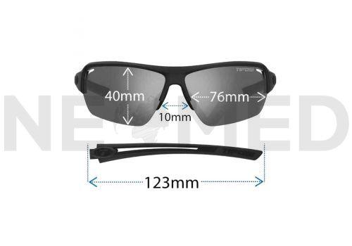 Γυαλιά Polarized Just Gloss Black του οίκου Tifosi Αμερικής