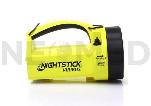 Αντιεκρηκτικός Φακός LED με Χειρολαβή NightStick VIRIBUS Dual Light του οίκου Bayco Αμερικής