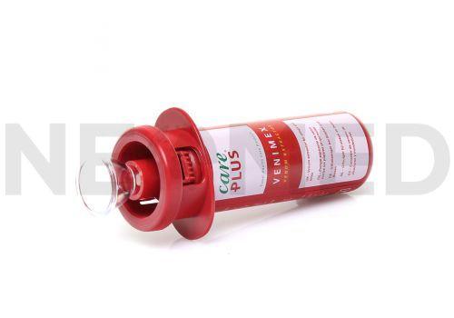 Αντλία Αφαίρεσης Δηλητηρίου Φιδιών, Σκορπιών και Εντόμων της Ολλανδικής Care Plus®