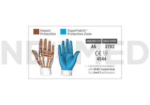 Γάντια Εργασίας Προστατευτικά Rig Lizard 2025 της HexArmor Αμερικής