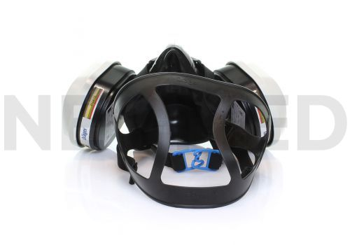 Μάσκα Προστασίας Αναπνοής X-Plore 3500 πλήρης με φίλτρα ABEK P3 R του οίκου Drager Γερμανίας