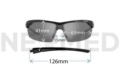 Γυαλιά Polarized Jet Matte Black του οίκου Tifosi Αμερικής