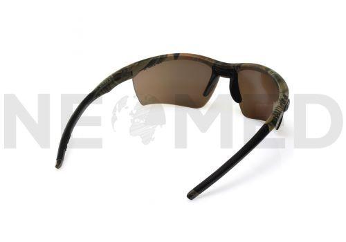 Βαλλιστικά Γυαλιά Προστασίας με Τρεις Διαφορετικούς Φακούς Vero Tactical Camo του οίκου Tifosi Optics Αμερικής