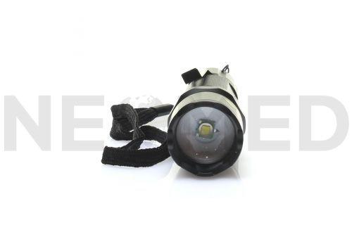 Φακός Χειρός LED για Αστυνομικούς και Security LuxPremium LED TL 250F της Γερμανικής Brennenstuhl