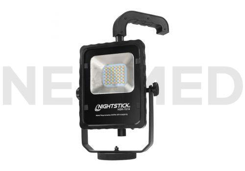 Προβολέας LED Επαναφορτιζόμενος με Τρίποδο NightStick Area Light Kit του οίκου Bayco Αμερικής
