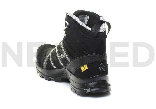 Ημιάρβυλα Ασφαλείας S3 Safety 40.1 Mid Silver/Black του οίκου HAIX Γερμανίας